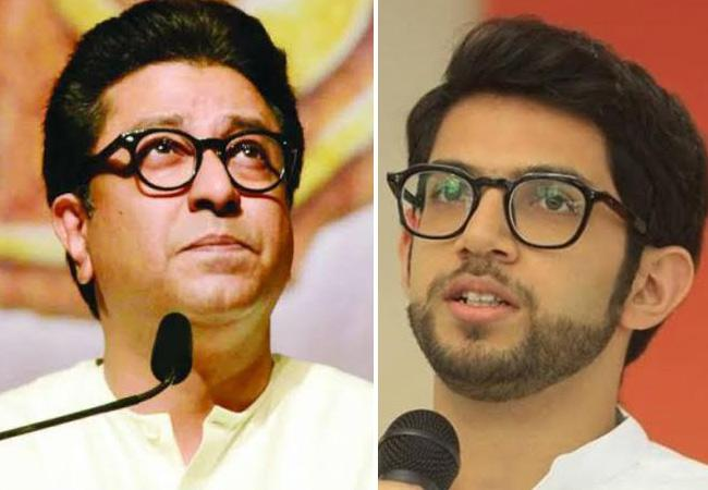 Raj Thackeray May Not field Candidate Against Aaditya Thackeray - Sakshi