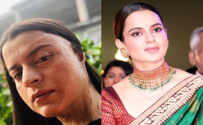 Kangana Ranaut Sister Rangoli shares a Shocking Story On Twitter - Sakshi