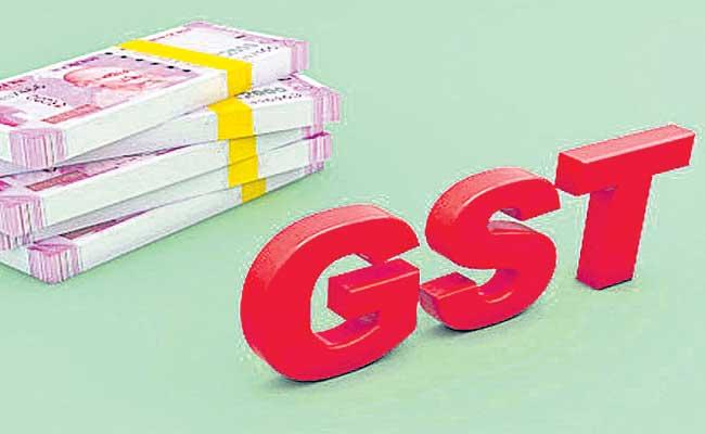 GST Collection Has Dropped Below - Sakshi