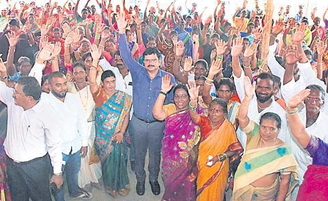 Single Use Plastic Ban In Sangareddy District - Sakshi