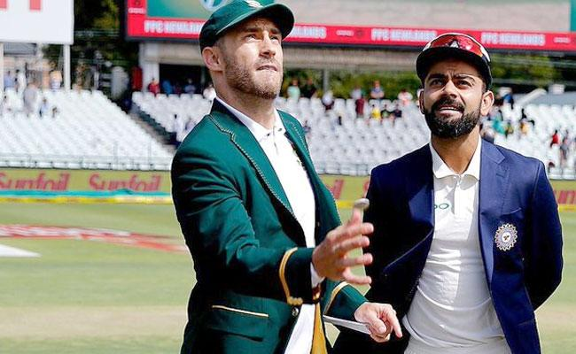 India Vs South Africa 1st Test At Vizag Golden Chance To Rohit - Sakshi