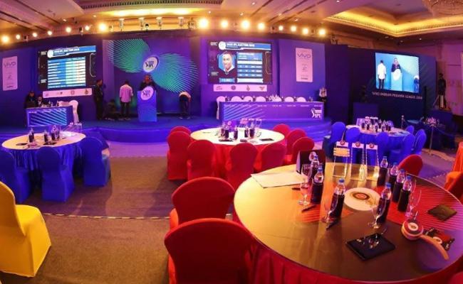 IPL 2020 Auction To Be Held In Kolkata - Sakshi