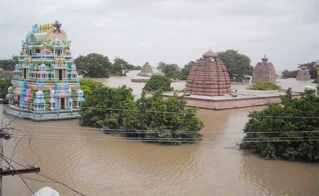 Ten Years To The Alampur Jogulamba Floods - Sakshi
