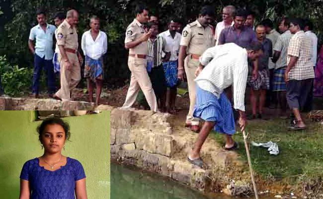 Disappointed Girl Commits Suicide In Satyavedu - Sakshi