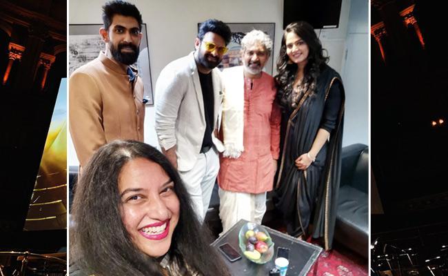Baahubali Team Royal Reunion In London - Sakshi