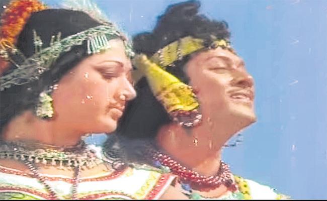 Bakta Kannappa Lyrics Speciality In Funday - Sakshi