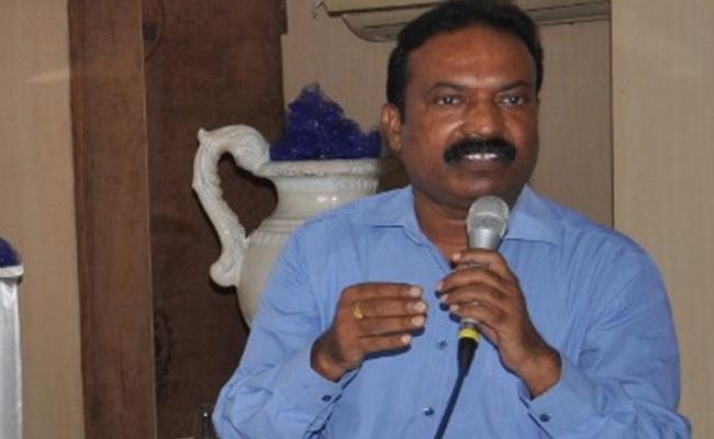 Maddikunta Lingam, Elected President of Nai Brahmin Advocates Association - Sakshi