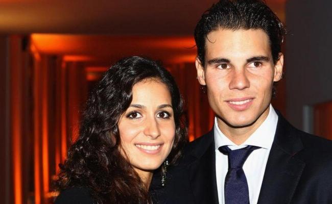 Nadal Marries Long Time Girlfriend Xisca Perello - Sakshi
