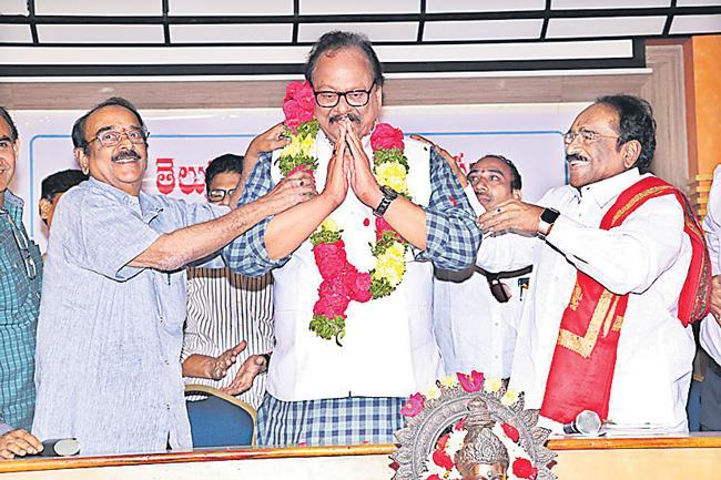 Telugu Cine Writer Association to celebrate its Silver Jubilee - Sakshi