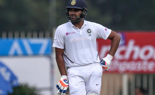 Rohit At 500 Plus Runs Against South Africas Series - Sakshi