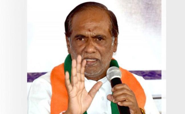BJP Leader Laxman Fires On KCR About RTC Strike - Sakshi