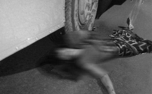 TSRTC Strike Woman Died In Bus Accident In Mulugu District - Sakshi