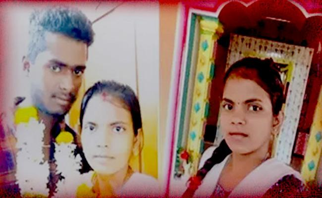 Honour killing: Chandana Father, Mother Arrested in Kuppam - Sakshi