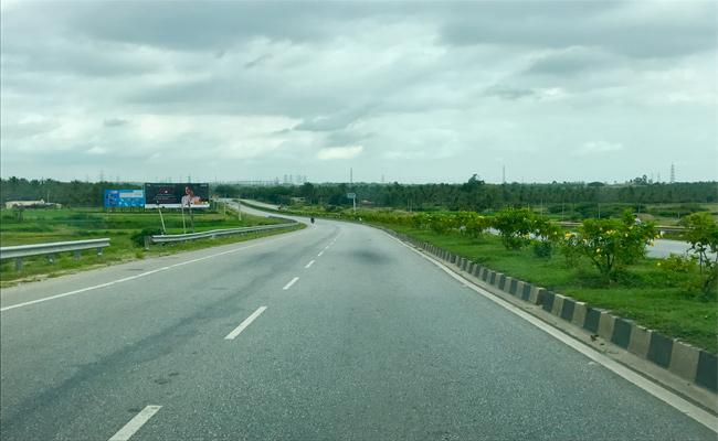 New National Highway Project In Andhra Pradesh - Sakshi