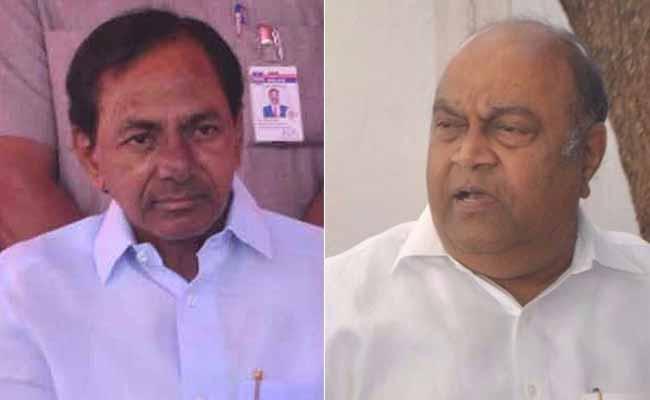 Former Minister Nagam Janardhan Reddy Made Serious Comments on the KCR Regime - Sakshi