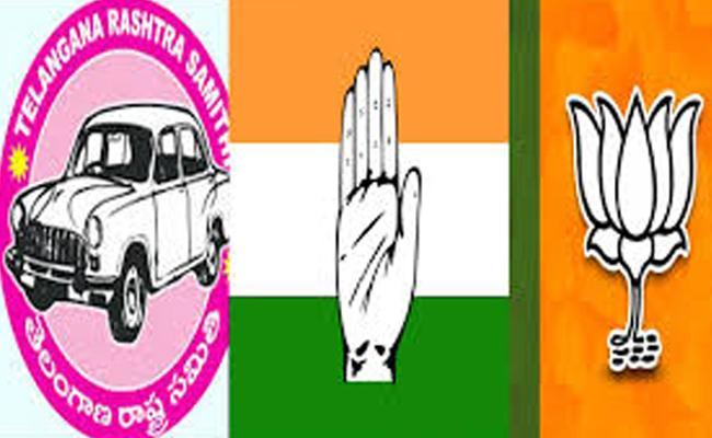 Congress, BJP Trying To Strengthen In Medak - Sakshi