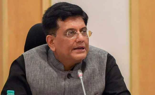 Piyush Goyal Says Opposition Nowhere In Contest - Sakshi