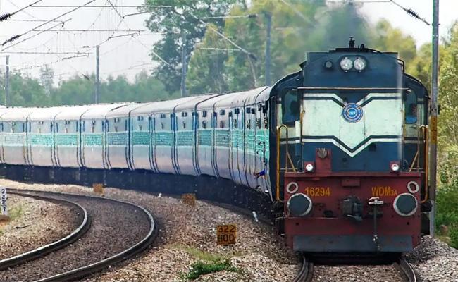 Tirupati Passenger Train Is Not Running On Time - Sakshi
