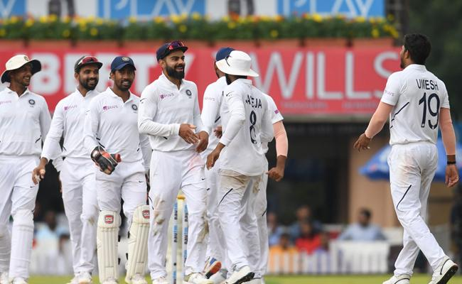 Team India Enforce Follow On After South Africa - Sakshi