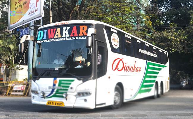 Transport Officers Seized Diwakar Travel Buses In Anantapur  - Sakshi