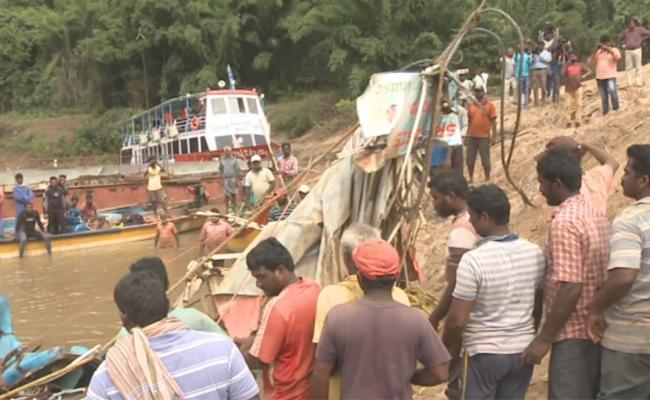 Darmadi Satyam Team Royal Vasista Bote Operations Continue - Sakshi