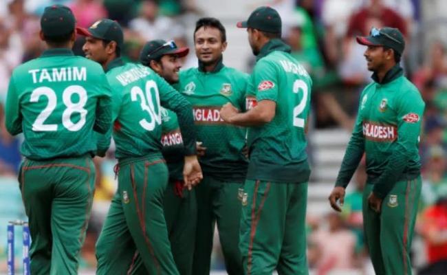 Bangladesh Cricketers Go On Strike Doubt On India Tour - Sakshi