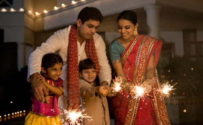 Take Care Yourselves And Your Family While Celebrate Diwali - Sakshi