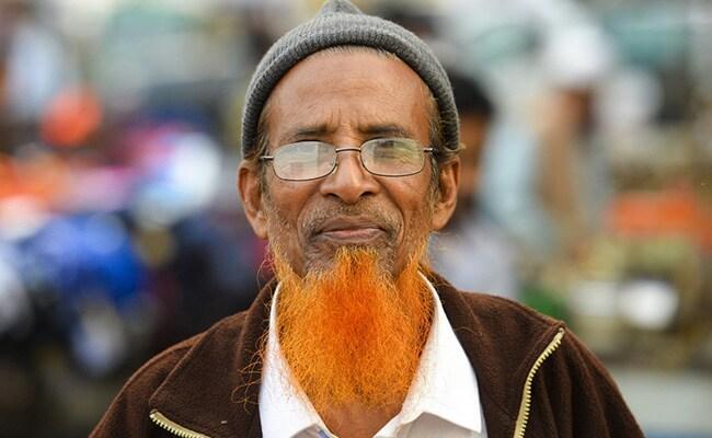 Orange Hair Is Everywhere In Bangladesh - Sakshi