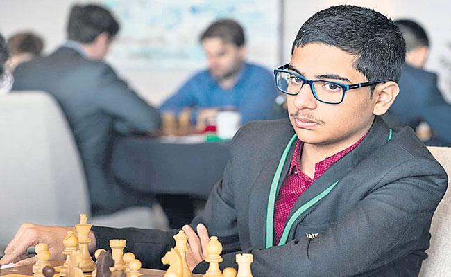 Raunak Sadhwani Becomes India 65th Grandmaster - Sakshi