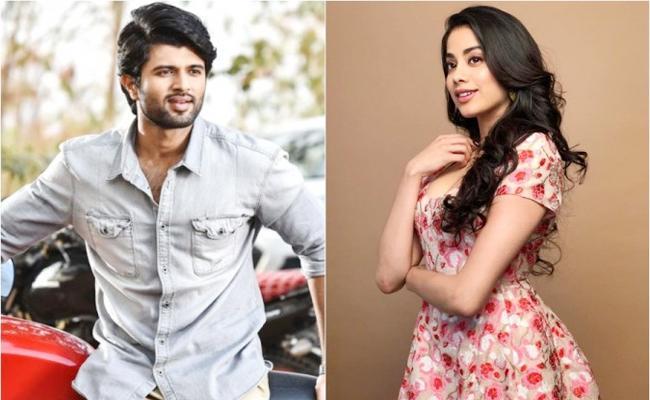 Janhvi Kapoor Debut in Telugu Pink Remake - Sakshi