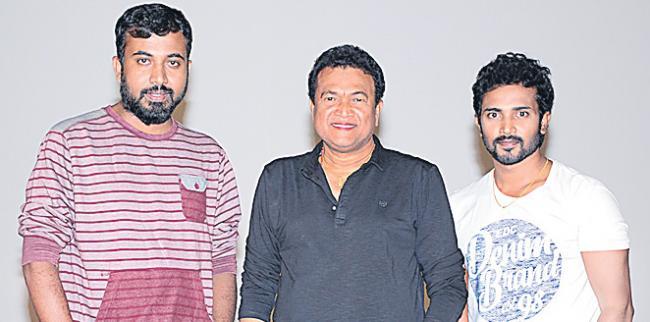 Krishnarao Super Market Telugu Movie Success Meet - Sakshi