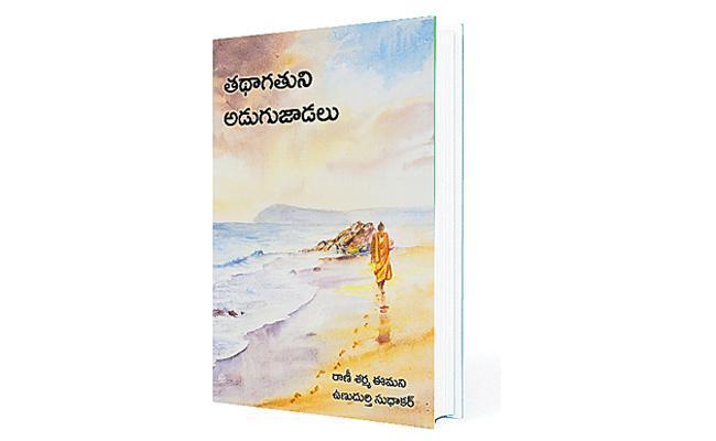 Emani Rani Sharma  And Undurti Sudhakar Book Release In Visakhapatnam - Sakshi