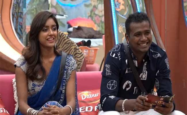 Bigg Boss: Vithika Felt Rahul Maintain Fake Relationship With Them - Sakshi