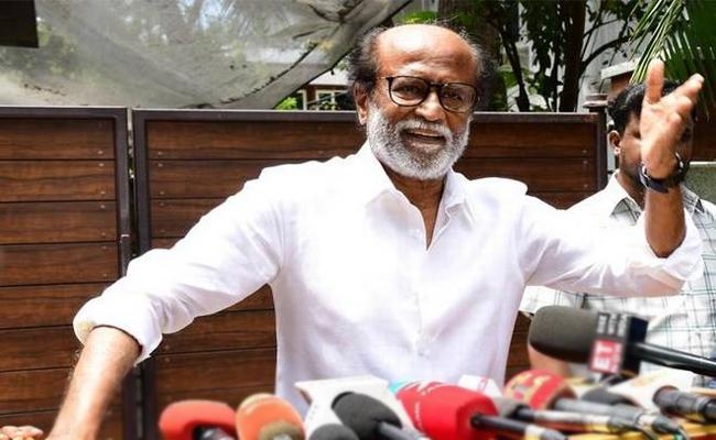 Rajinikanth Call to Fans For Rescue Dengue Fever in Tamil Nadu - Sakshi