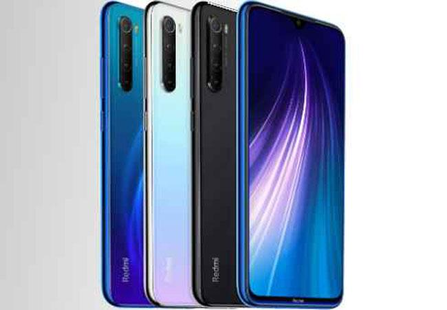 Redmi Note 8 Pro, Note 8 Sold Out Less Than 15 Minutes - Sakshi
