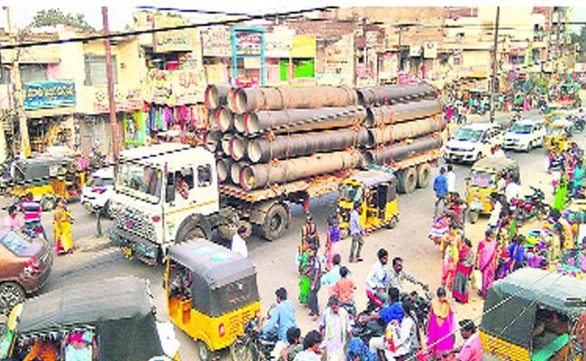 Muncipality Reforms In Warangal - Sakshi