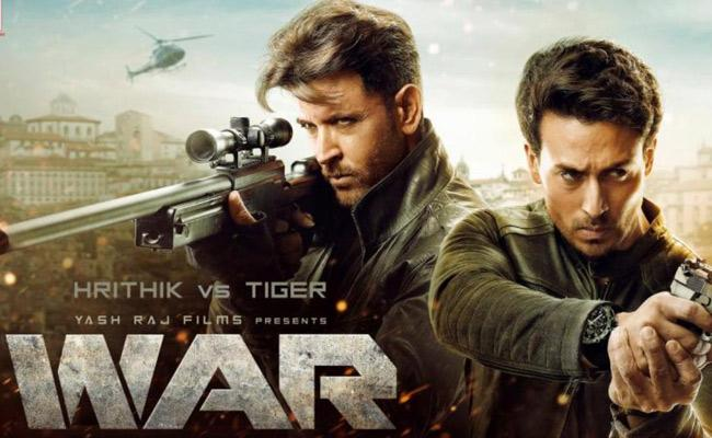 box office collection, War enters Rs 300-crore club - Sakshi