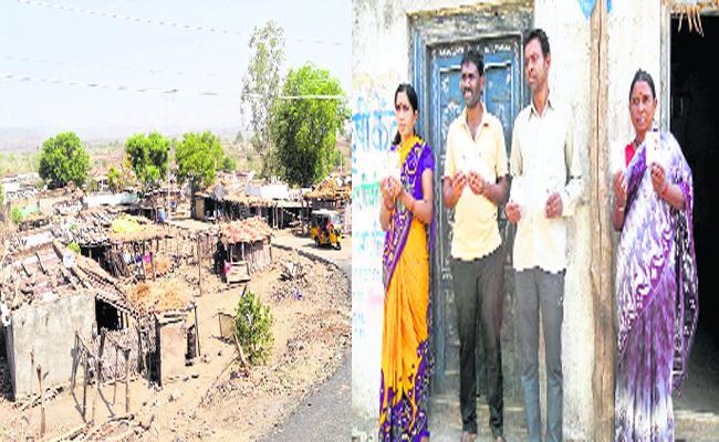 Elections In Maharashtra And Adilabad Border Areas - Sakshi