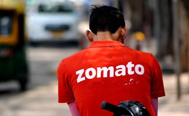 Chennai Corporation One Lakh Challan to Zomato - Sakshi