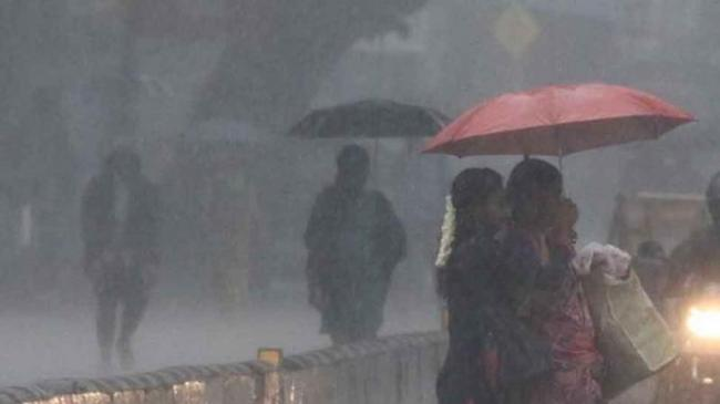 Heavy Rains Continue To Batter Tamil Nadu - Sakshi
