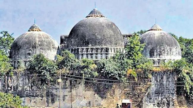 Sunni Central Wakf board offers a surprise settlement in Ayodhya case - Sakshi