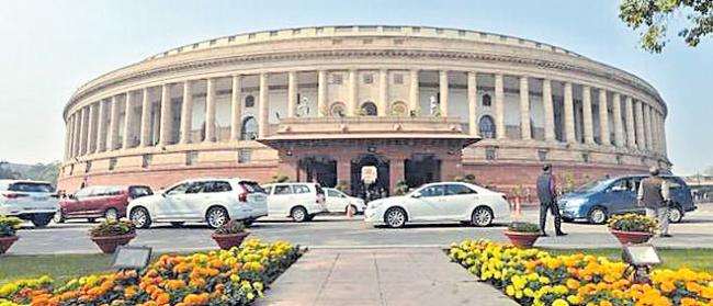 Parliament winter session from November 18 Dec 13 - Sakshi