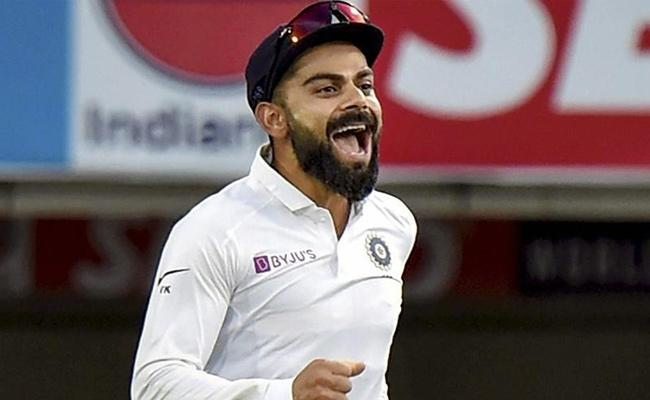 Kohli Achieves Rare Feat Against South Africa - Sakshi