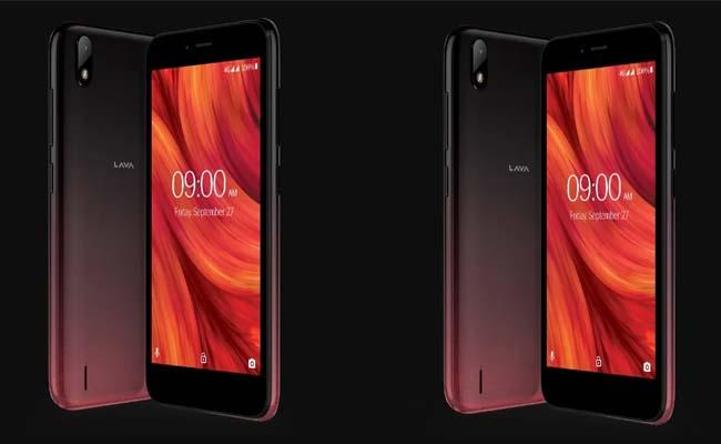 Lava launches Z41 entry level smartphone at Rs 3899 - Sakshi