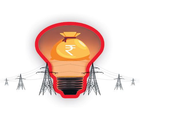 Electricity sector disrupted during TDP period - Sakshi
