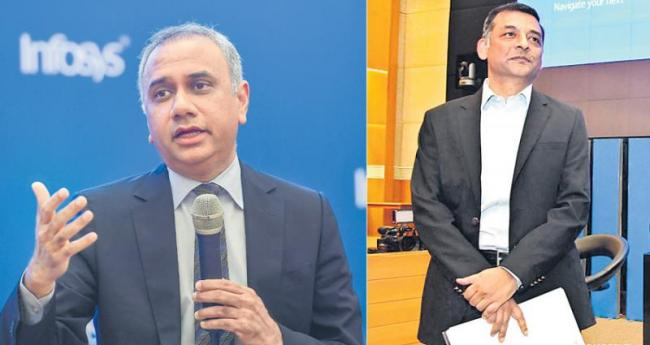 Whistleblower letter alleges accounting irregularities in Infosys - Sakshi