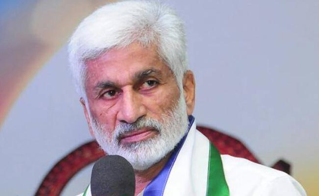 Vijaya Sai Reddy Slams Chandrababu Naidu - Sakshi