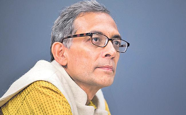 Guest Column On Nobel Laureate Abhijit Banerjee By ABK Prasad - Sakshi