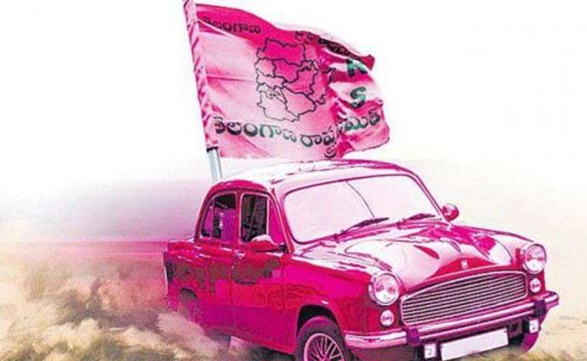 Exit polls Declared TRS Will Win In Huzurnagar By Election - Sakshi