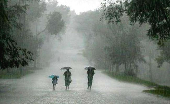 IMD Predicts Heavy To Very Heavy Rainfall Over Coastal Andhra Pradesh - Sakshi